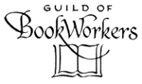 Guild of Bookworkers logo
