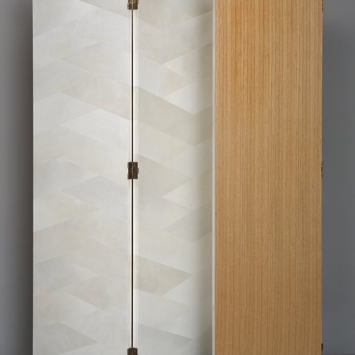 Goatskin Vellum Screen